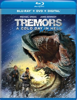 Tremors - A Cold Day in Hell (with DVD) [Blu-ray]