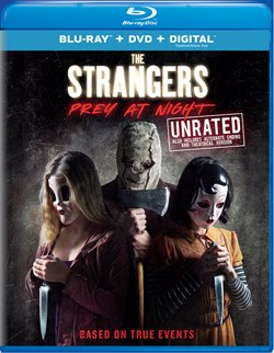 The Strangers: Prey at Night (Unrated Edition) [Blu-ray]
