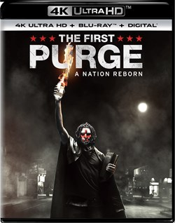 The First Purge (4K Ultra HD) [UHD]