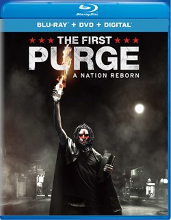 The First Purge (with DVD) [Blu-ray]