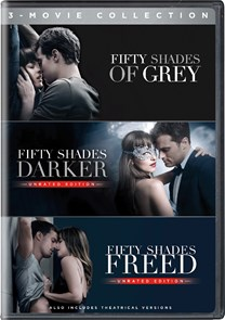 Fifty Shades: 3-movie Collection [DVD]