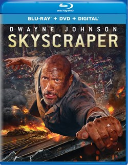 Skyscraper (with DVD) [Blu-ray]