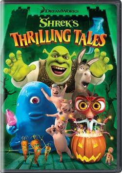 Shrek's Thrilling Tales (2018) [DVD]