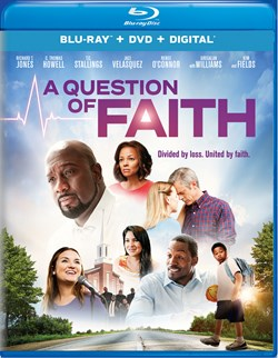 A Question of Faith (with DVD) [Blu-ray]