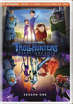 Trollhunters: Volume 1 [DVD]