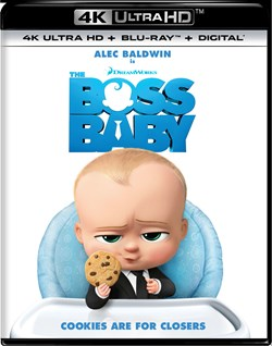 The Boss Baby (4K Ultra HD) [UHD]