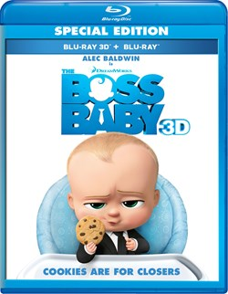 The Boss Baby (Special Edition) [Blu-ray]