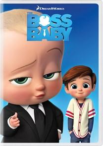 The Boss Baby (2018) [DVD]