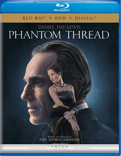Phantom Thread (with DVD) [Blu-ray]