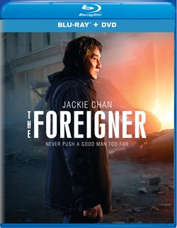 The Foreigner (with DVD) [Blu-ray]