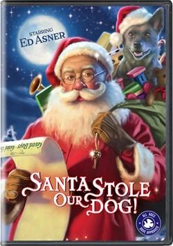 Santa Stole Our Dog! [DVD]