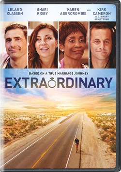 Extraordinary [DVD]