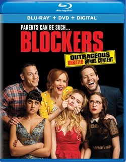 Blockers (with DVD) [Blu-ray]