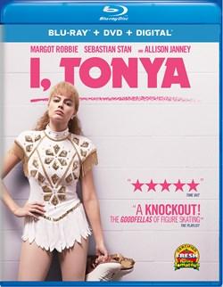 I, Tonya (with DVD) [Blu-ray]