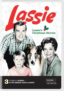 Lassie's Christmas Stories [DVD]