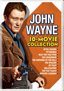 John Wayne 10-movie Collection [DVD]