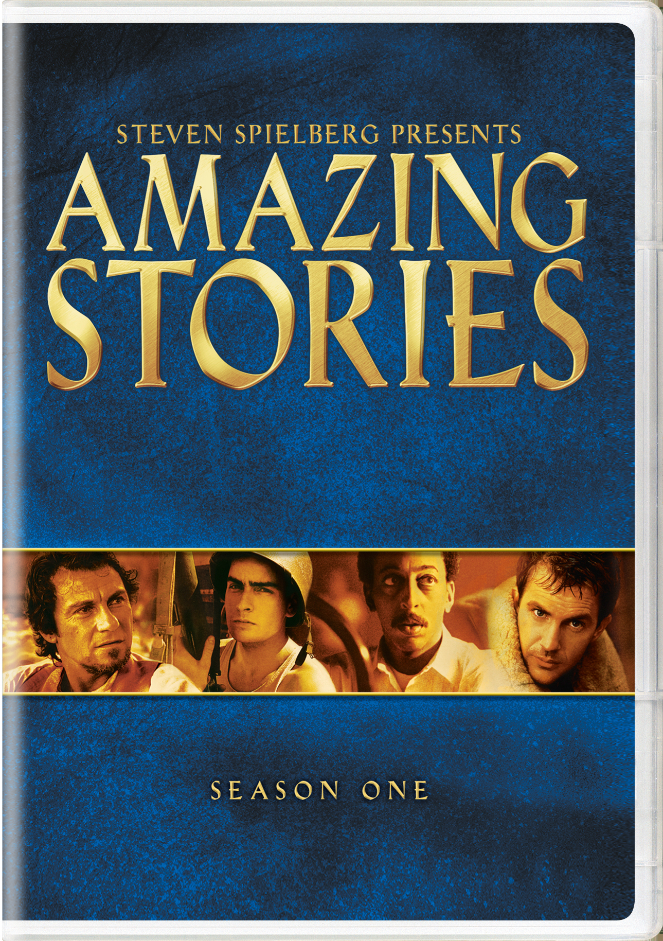 Amazing Stories: The Complete Season 1 [DVD]