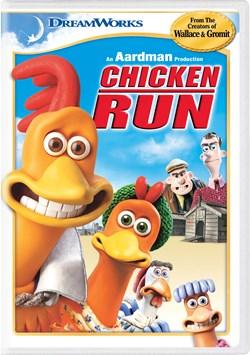 Chicken Run (2018) [DVD]