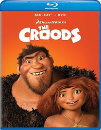 The Croods (with DVD) [Blu-ray]