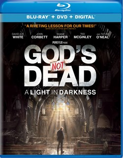 God's Not Dead 3 (with DVD) [Blu-ray]