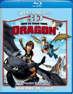 How to Train Your Dragon (with DVD) [Blu-ray]