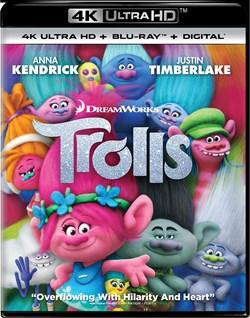 Trolls (4K Ultra HD) [UHD]