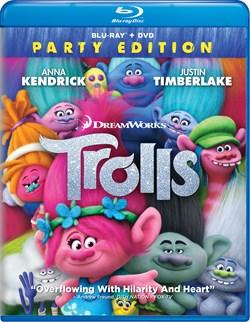 Trolls (Party Edition) [Blu-ray]