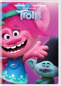 Trolls (2018) [DVD]