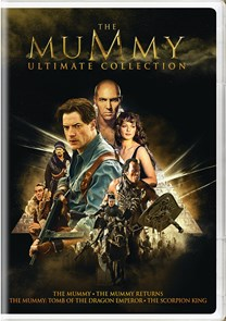 The Mummy Ultimate Collection (Box Set) [DVD]