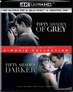 Fifty Shades: 2-movie Collection (4K Ultra HD) [UHD]