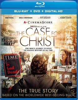 The Case for Christ (with DVD) [Blu-ray]