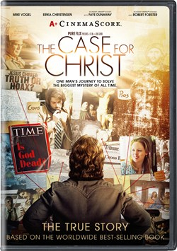 The Case for Christ [DVD]
