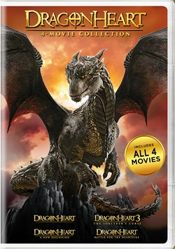 Dragonheart: 4-movie Collection [DVD]