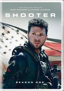 Shooter: Season 1 [DVD]