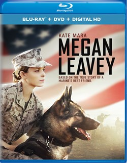 Megan Leavey (with DVD) [Blu-ray]