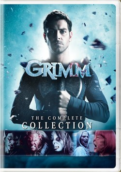 Grimm: The Complete Series [DVD]
