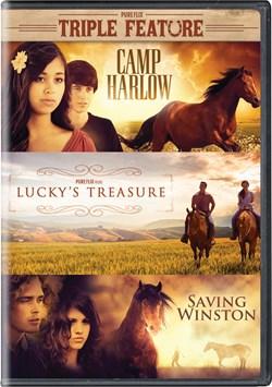 Camp Harlow/Lucky's Treasure/Saving Winston (Box Set) [DVD]