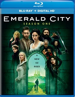 Emerald City: Season One [Blu-ray]