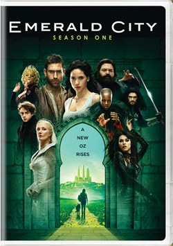 Emerald City: Season One [DVD]