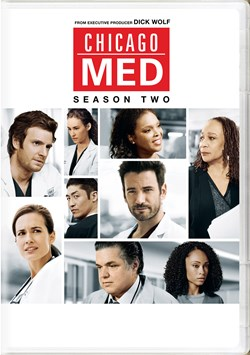 Chicago Med: Season Two [DVD]