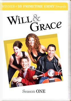 Will and Grace: The Complete Season 1 [DVD]