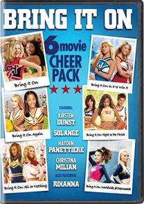 Bring It On: 6-movie Cheer Pack (Box Set) [DVD]