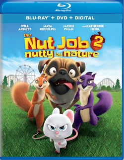 The Nut Job 2 - Nutty By Nature (with DVD) [Blu-ray]