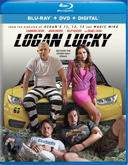 Logan Lucky (with DVD) [Blu-ray]