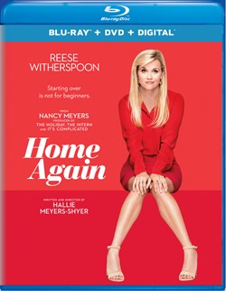 Home Again (with DVD) [Blu-ray]