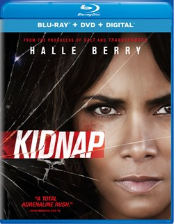 Kidnap (with DVD) [Blu-ray]