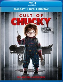 Cult of Chucky (DVD + Digital) [Blu-ray]