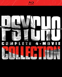 Psycho Collection [Blu-ray]