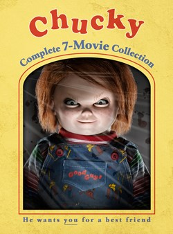 Chucky: Complete 7-movie Collection [DVD]