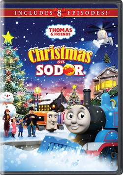 Thomas & Friends: Christmas On Sodor [DVD]